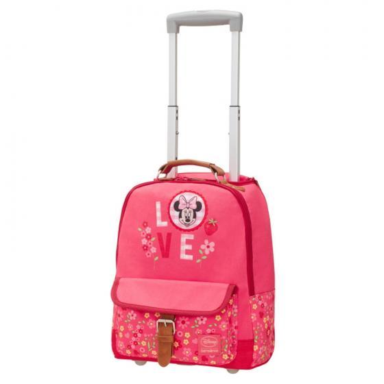 Disney Stylies School Trolley 35,4 cm Minnie Blossoms