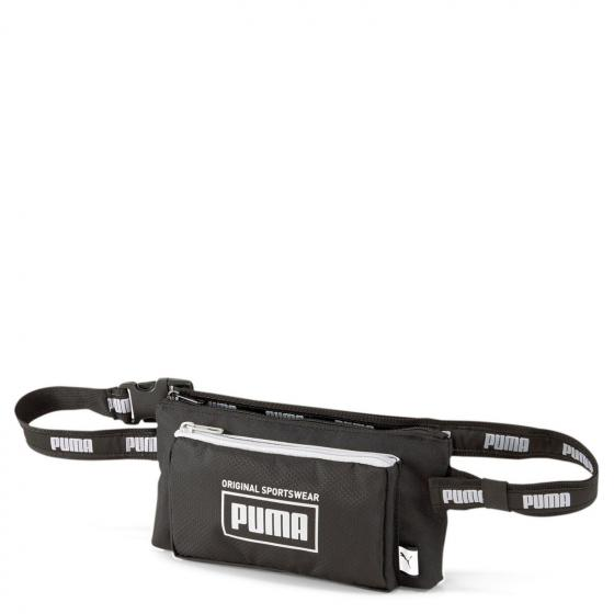 Sole Waist Bag Gürteltasche Puma Black