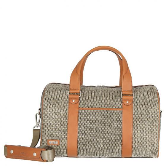 Tweed Belting Reisetasche S 43 cm natural tweed
