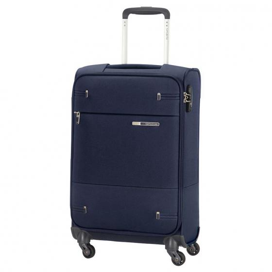 Base Boost 4-Rollen-Kabinentrolley S 55 cm  (55x40x20) navy blue