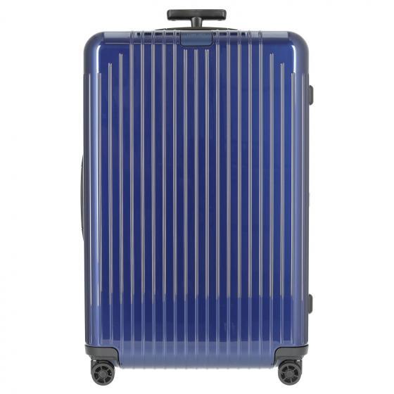 Essential Lite Check-In L 73 blau glänzend
