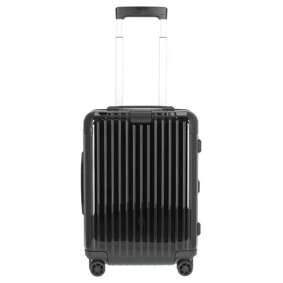 Essential Cabin S 52 schwarz glänzend