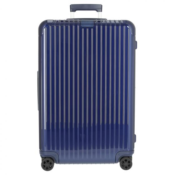 Essential Check-In L 73 blau glänzend