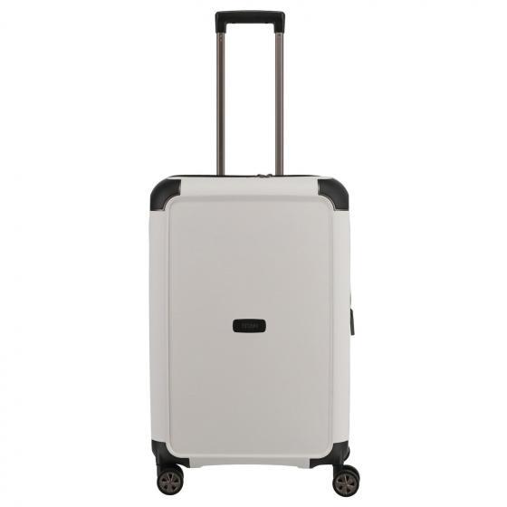 Compax 4-Rollen-Trolley 67 cm M erweiterbar white