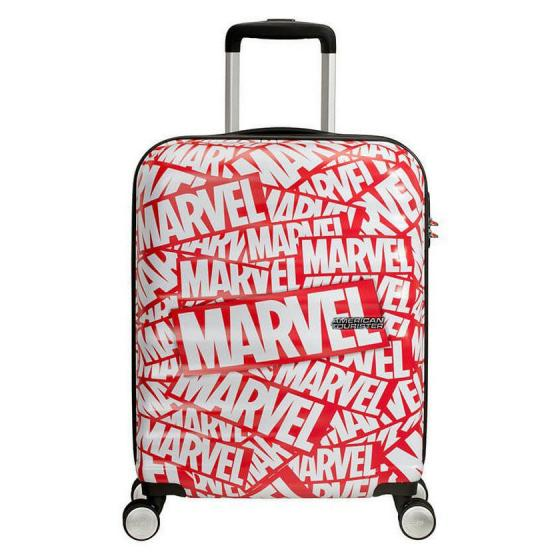 Wavebreaker Marvel 4-Rollen-Kabinentrolley S 55 cm Marvel Logo