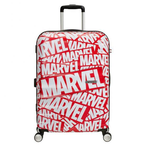 Wavebreaker Marvel 4-Rollen-Trolley 67 cm Marvel Logo
