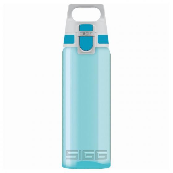 SIGG Total Color Trinkflasche Tritan 0.6 L 23.6 cm aqua
