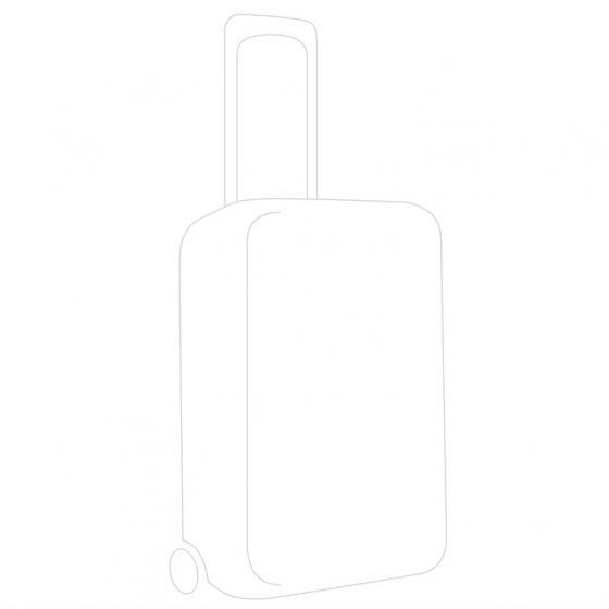 Spark SNG Bi-fold Garment Bag / Kleidersack black