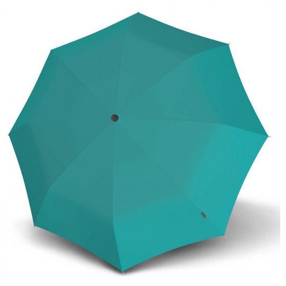 X1  Taschenschirm / Regenschirm aqua