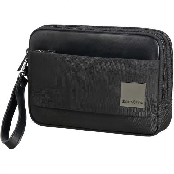 Hip-Square Clutch S 2C 23.5 cm black