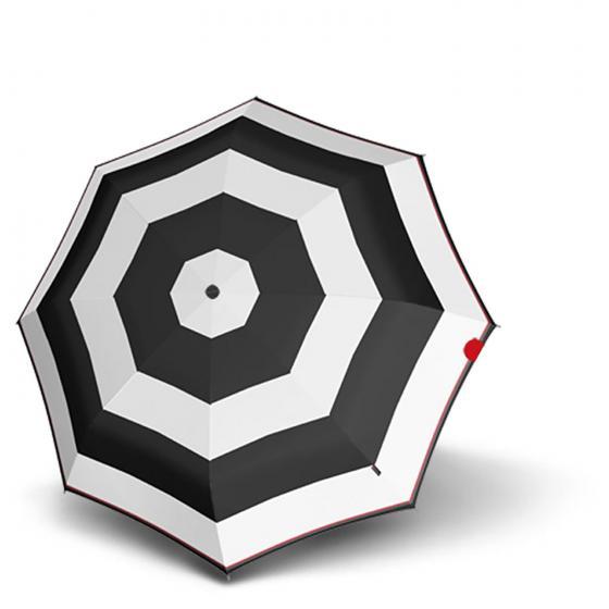 T.010 small Manual Taschenschirm / Regenschirm id stripe