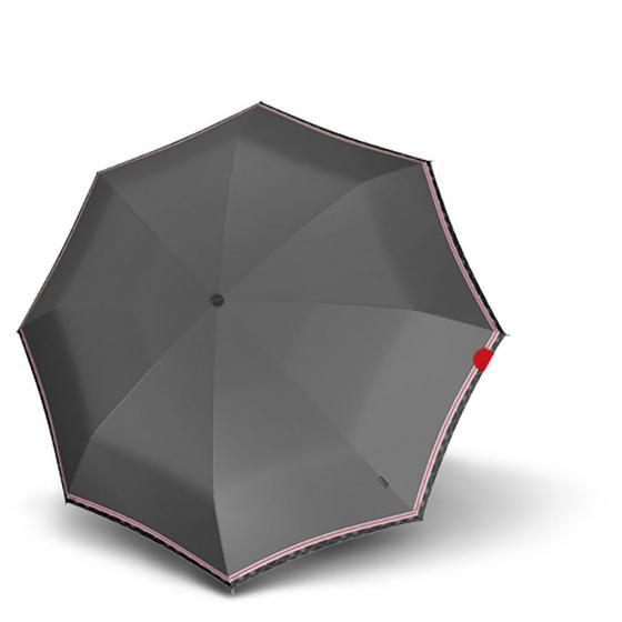 T.010 small Manual Taschenschirm / Regenschirm id grey
