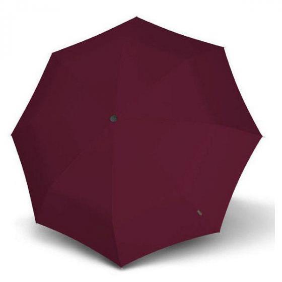 T.200 medium Duomatic Taschenschirm / Regenschirm bordeaux
