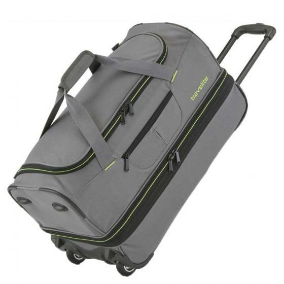 Basics Rollenreisetasche S 55 cm (51 L) erweiterbar anthrazit