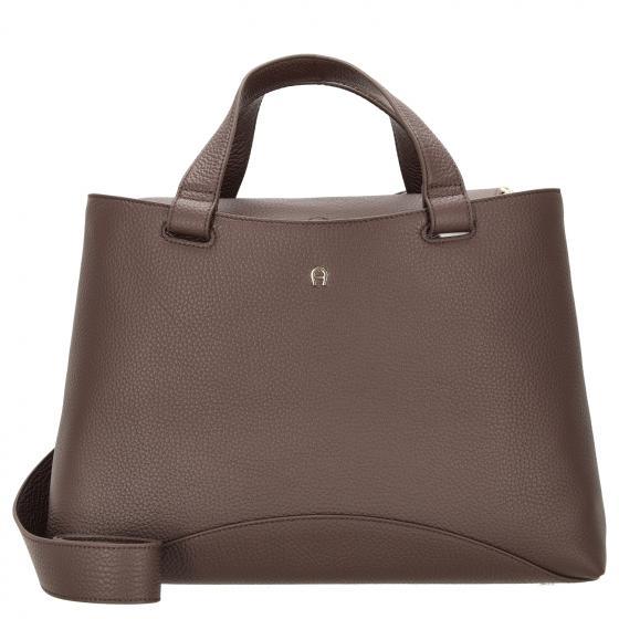 Selma Handtasche 38 cm L  espresso brown