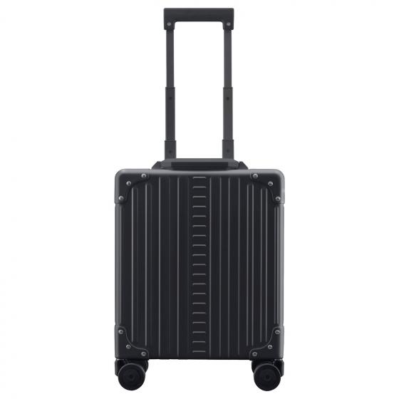 "Aluminium 2-Rollen-Businesstrolley Vertikal 13"" 41.7 cm onyx"