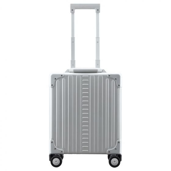 "Aluminium 2-Rollen-Businesstrolley Vertikal 13"" 41.7 cm platinum"