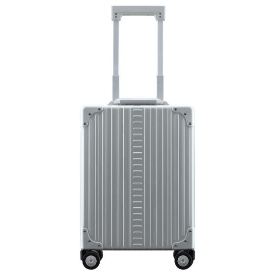 "Aluminium 2-Rollen-Businesstrolley Vertikal 15"" 49.5 cm platinum"