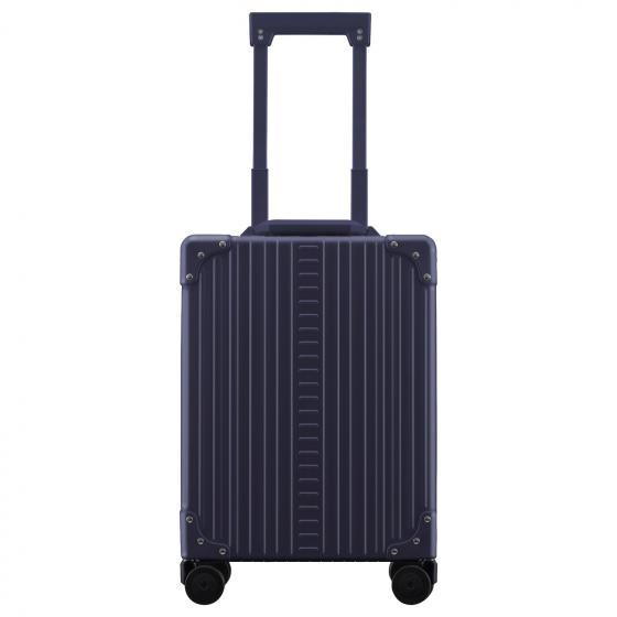 """Aluminium 2-Rollen-Businesstrolley Vertikal 15"""" 49.5 cm sapphire"""