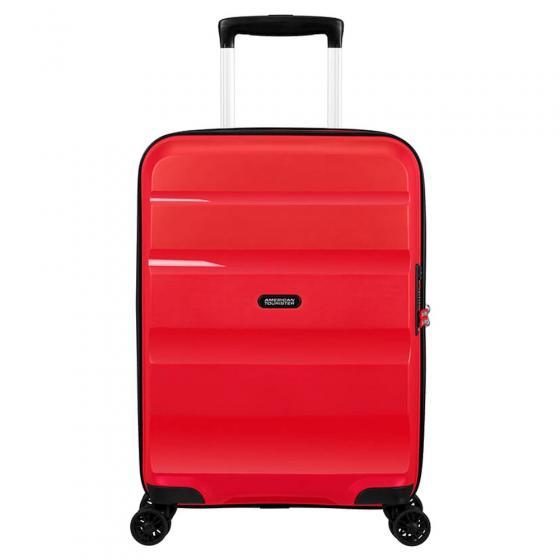 Bon Air DLX 4-Rollen-Kabinentrolley S 55/20 cm magma red