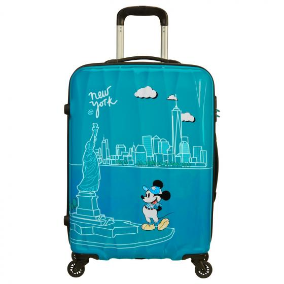 Disney Alfatwist 2.0 4-Rollen-Trolley M 65/24 Take Me Away Mickey NYC