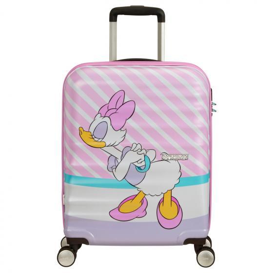 Wavebreaker Disney 4-Rollen-Kabinentrolley S 55 cm daisy pink kiss