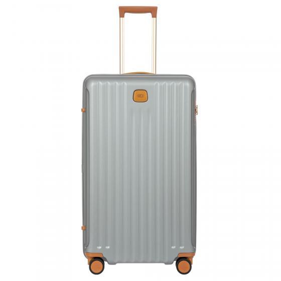 Capri Trunk 4-Rollen-Trolley 81 cm silver