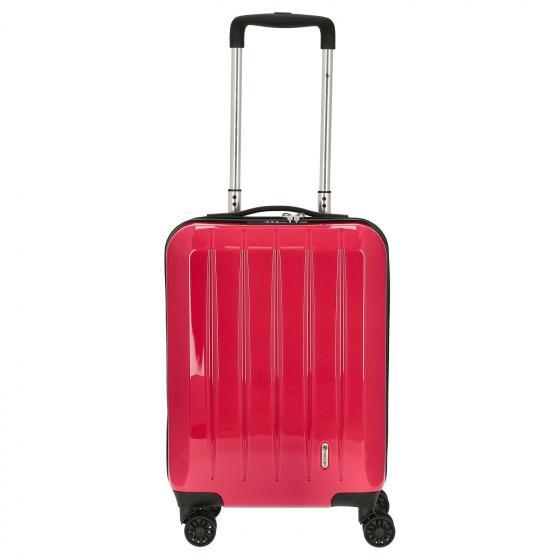 London 2.0 4-Rollen-Trolley 55 cm pink