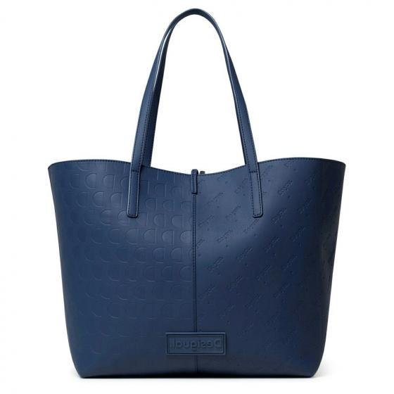 Bols Alma Sicilia Rev.Shopper 31 cm marine blue