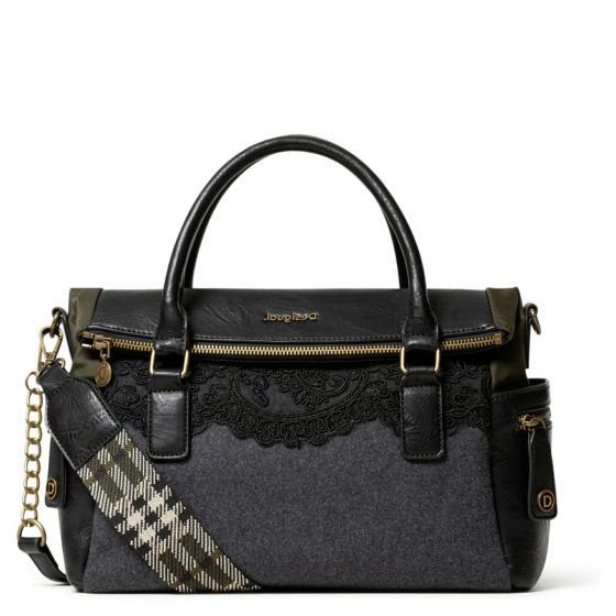 Bols Be Global Loverty Handtasche 29 cm black