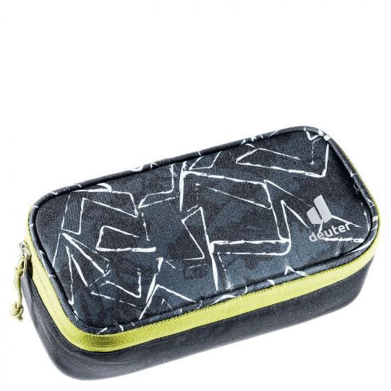 School Pencil Case 21 cm black dart