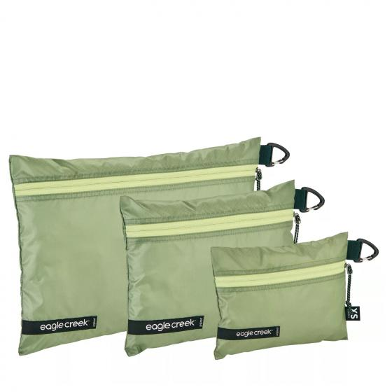 Pack-It Isolate Sac Set XS/S/M  mossy green