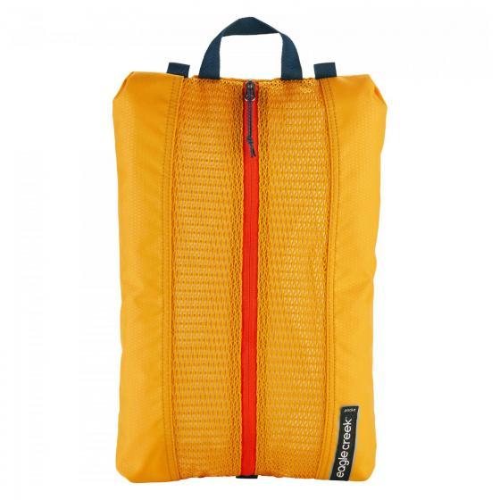 Pack-It Reveal Shoe Sac 41 cm sahara yellow