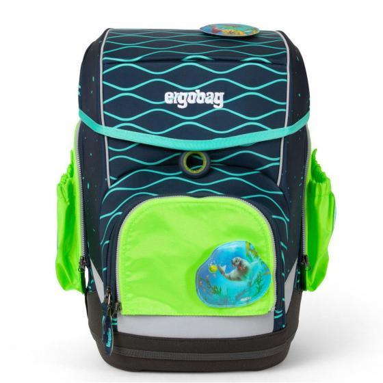 Zubehör Pack/Cubo/Cubo Light Seitentaschen mit Zip-Set grün
