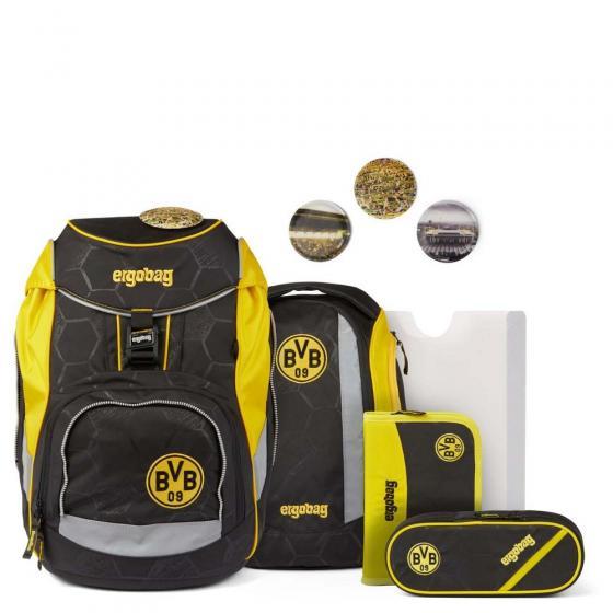 Pack Special Schulrucksack Set 6tlg. Borussia Dortmund