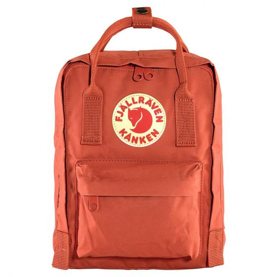 Fjällraven Kanken Mini Rucksack 29 cm rowan red