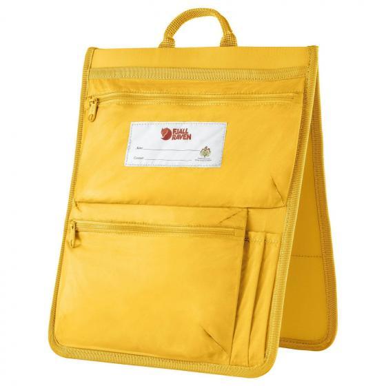 Kanken Organizer 31 cm warm yellow