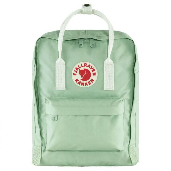 Kanken Rucksack 38 cm mint green-cool white
