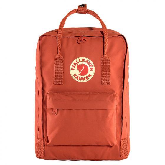 "Fjällraven Kanken Rucksack Laptop 13"" 35 cm rowan red"