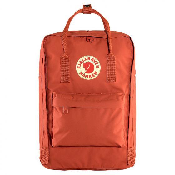 "Fjällraven Kanken Rucksack Laptop 15"" 40 cm rowan red"