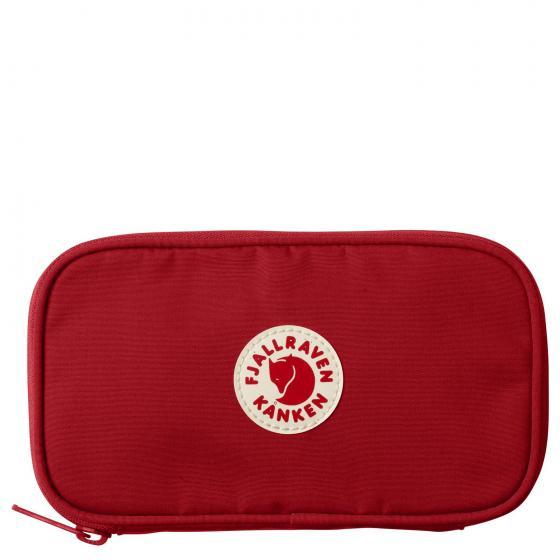 Kanken Travel Geldbörse 19 cm true red