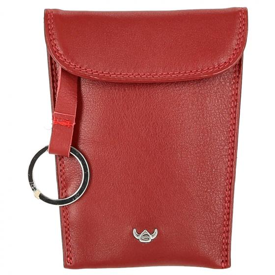Polo RFID Schlüsseletui 11.5 rot
