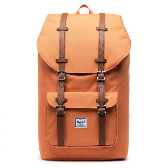 Little America Backpack 25 l 49.5 cm papaya