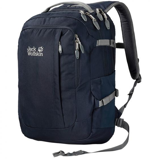 "Jack.Pot De Luxe Laptop-Rucksack 15"" 48 cm night blue"