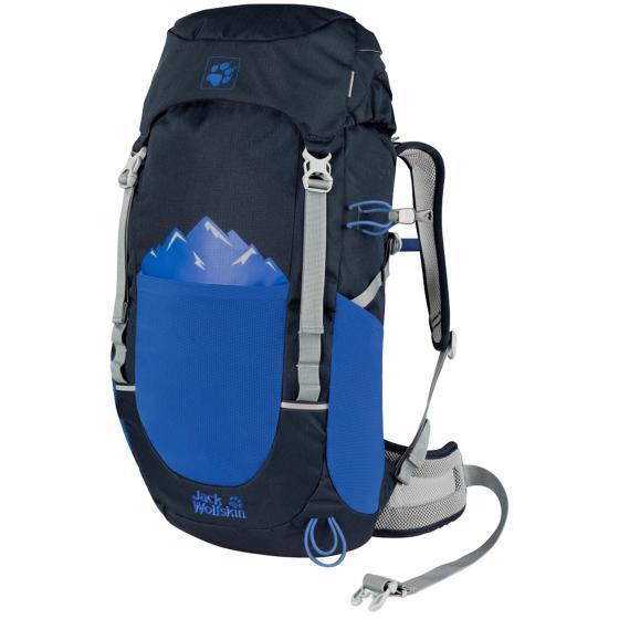 Kids Pioneer 22 Pack Kinderrucksack 55 cm night blue