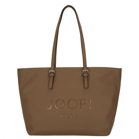 Joop W Jeans Lettera Lara Shopper 32/45 cm taupe