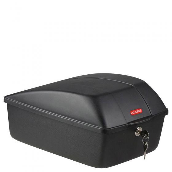 Box für Racktime Gepäckträger (inkl. KLICKfix Racktime Adapter) 35 cm black