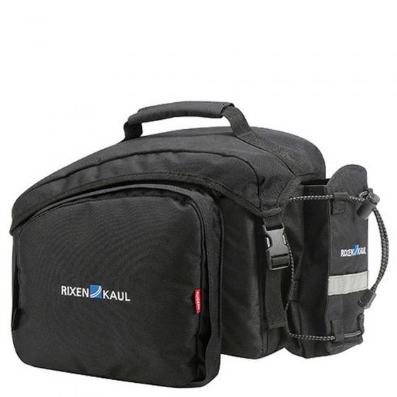 Rixen & Kaul Rackpack 1 Plus Gepäckträgertasche (inkl. KLICKfix Uniklip Adapter) black