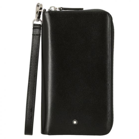 Meisterstück Compact Reisebrieftasche 19 cm black