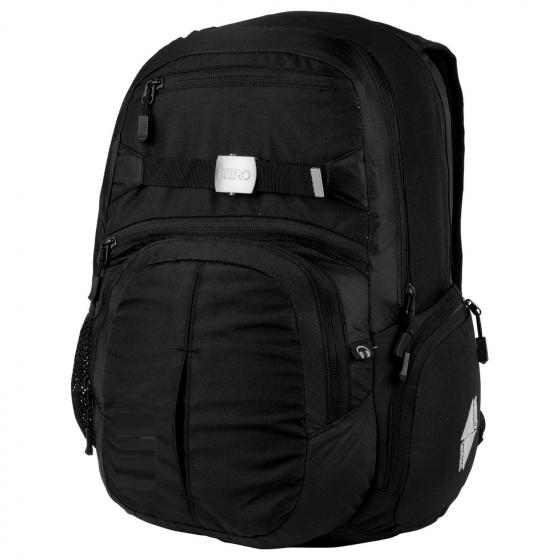 "Hero Laptop-Rucksack 52 cm 15"" true black"